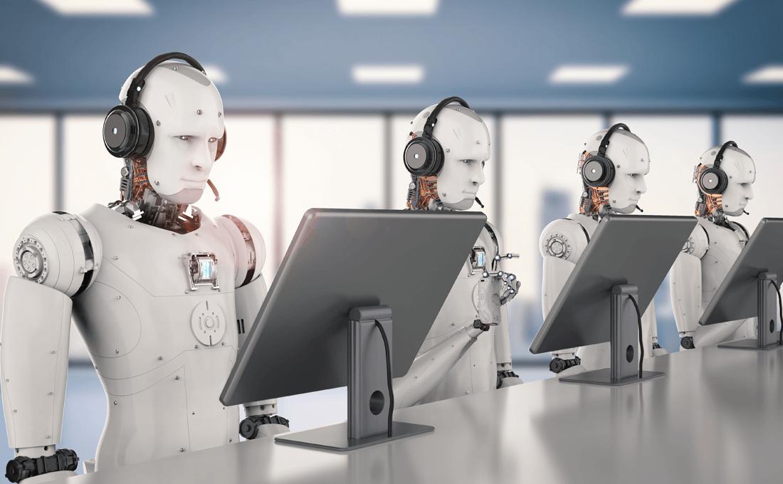 AIに奪われる100種の仕事